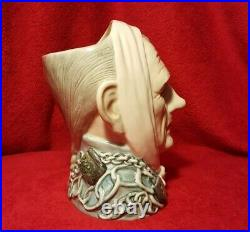 Royal Doulton Marley's Ghost # D7142 Large Character Jug with Certificate