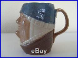 Royal Doulton Marriage Day 1/2 pint character jug by Harry Simeon