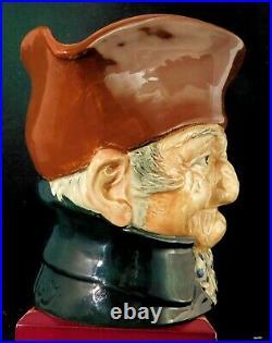 Royal Doulton Musical Character Jug Old Charley D5858