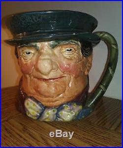 Royal Doulton Musical Character Jug Tony Weller