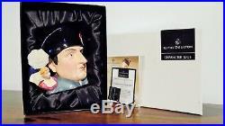 Royal Doulton Napoleon D7237 Character Toby Jug Limited Edition New