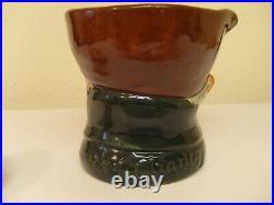 Royal Doulton Old Charley character jug Tobacco Jar
