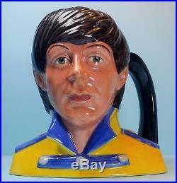 Royal Doulton Paul McCartney D6724 Character Jug