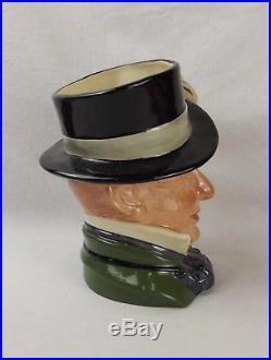 Royal Doulton Prototype Character Jug Mr Micawber