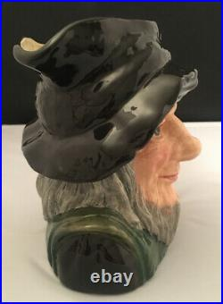 Royal Doulton Rip Van Winkle Large Character Jug D6785 England Special Edition