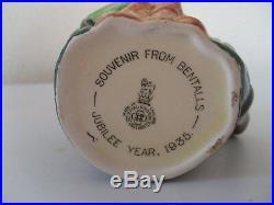 Royal Doulton SAIREY GAMP BENTALLS 1935 character jug