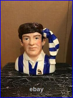 Royal Doulton Sheffield Wednesday Football Club Supporter Character Jug D6958