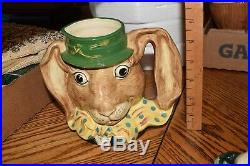 Royal Doulton Size Large Character Jug March Hare D6776 Uk Made