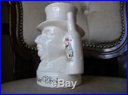 Royal Doulton Small Character Toby Jug Mr Micawber Pickwick Whisky Rare MINT