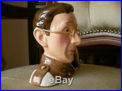Royal Doulton Small Size Character Toby Jug Private Widdle Carry on up the Kyber
