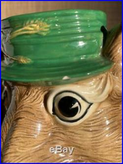 Royal Doulton THE MARCH HARE D6776 Character Large Jug/Toby FREE SHIPPING