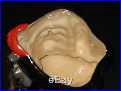 Royal Doulton THE PIPER 8 Character Toby Mug Jug