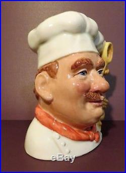 Royal Doulton The Chef Large Character Jug. D7103