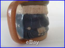 Royal Doulton, Tiny Harry Simeon, THE BEST IS NOT TOO GOOD character jug