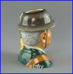 Royal Doulton Toby Character Jug Air Raid Precaution Warden D7209 Ltd Ed Boxed