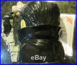 Royal Doulton Toby Character Jug D7053 Count Dracula 1996 7 SIGNED