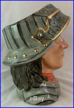 Royal Doulton Toby Character Jug D7129 St George