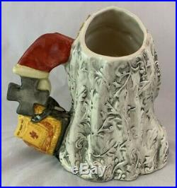 Royal Doulton Toby Character Jug D7152 Queen Victoria Limited Edition