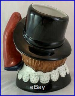 Royal Doulton Toby Character Jug D7181 King James I / Limited Edition