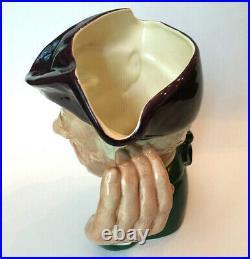 Royal Doulton Toby Character Jug ard of earing 7.5 large size 1963 D6588 Mug