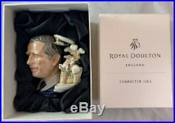 Royal Doulton Toby Character Jug w Box / Prince Charles D7283