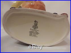 Royal Doulton Toby Jug Character Jug Gondolier D6589 Large