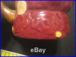 Royal Doulton Toby Mug Character Jug Touchstone Jester
