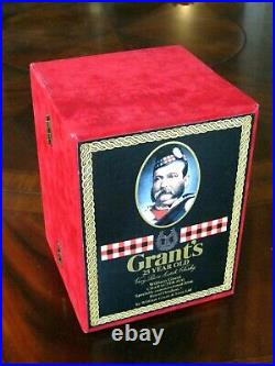 Royal Doulton William Grant Character Scotch Whiskey Jug/Decanter Mint Condition