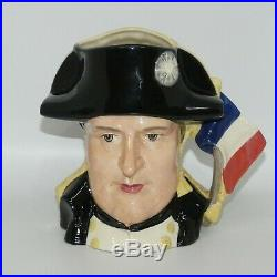 Royal Doulton double side large character jug Napoleon and Josephine D6750 LtEd