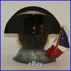 Royal Doulton large Limited Edition character jug Napoleon Bonaparte D7237 boxed