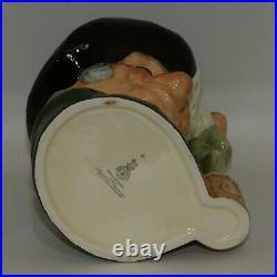 Royal Doulton large character jug Tam O'Shanter D6632 UK made GUARANTEED