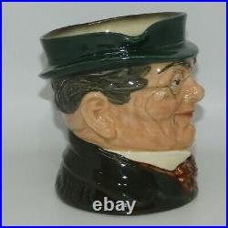 Royal Doulton large old character jug Mr Pickwick D6060 A mark to base