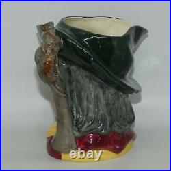 Royal Doulton large old character jug Pied Piper D6403