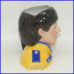 Royal Doulton mid size character jug The Beatles Paul McCartney D6724 MINT