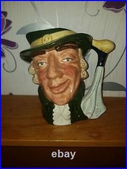 Royal doulton Character Jug Large Regency Beau