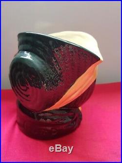 Royal doulton character jug Sairey Gamp colourway D6770 Limited Edition of 250
