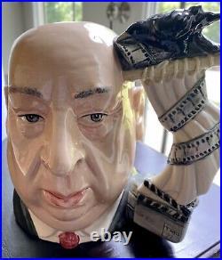 Royal doulton character toby jugs mugs large