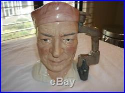 Scarce Royal Doulton Character Jug. Cabinet Maker D7010 Large