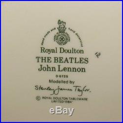 Scarce Royal Doulton John Lennon Character Jug D6725 The Beatles