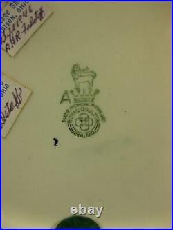 Sir John Falstaff D6062 Large 8328 Royal Doulton Character Toby Jug 8.5 21cm
