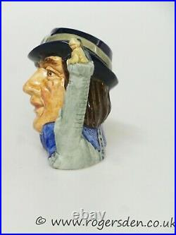 Small Character Jug Gulliver D6563 Issued 1962 1967