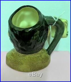 Small Royal Doulton Character Jug Ronnie Corbet D7113 Limited Edition With Cert