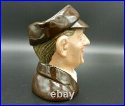 Small Royal Doulton Character Jug SIR JACK HOBBS D7131
