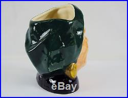 Toby Character Jug (Small) Fortune Teller Royal Doulton D6503, #9120630