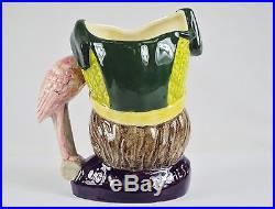 Toby Character Jug (Small) Ugly Duchess Royal Doulton D6503, #9120700