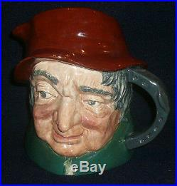 UNCLE TOM COBBLEIGH Royal Doulton Large Character Jug