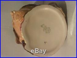 Very Rare Royal Doulton Character Jug Pearly Boy D6207 Large 6 1/2 1947