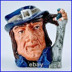Vintage Royal Doulton Character Jug Gulliver #D6563 Small 4 Size 1961