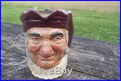 Vintage Royal Doulton Character Large Toby Jug