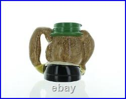 Vintage Royal Doulton Character The March Hare D6776 Lager Size Toby Jug Mug
